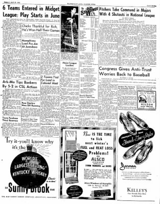 The Courier News from Blytheville, Arkansas on May 23, 1952 · Page 7