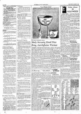 The Courier News from Blytheville, Arkansas on March 7, 1956 · Page 6