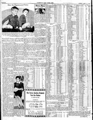 The Courier News from Blytheville, Arkansas on April 19, 1937 · Page 6