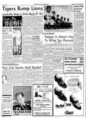 The Courier News from Blytheville, Arkansas on March 7, 1956 · Page 8