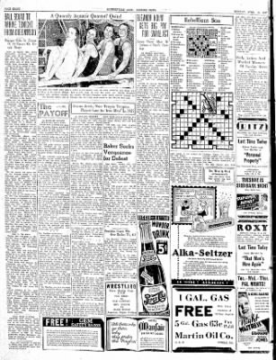 The Courier News from Blytheville, Arkansas on April 19, 1937 · Page 8