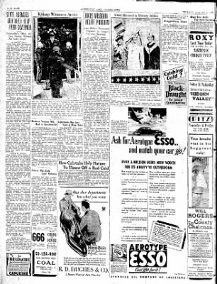 The Courier News from Blytheville, Arkansas on January 24, 1935 · Page 8