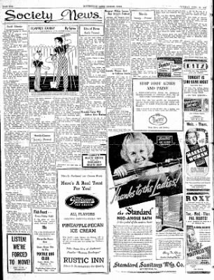 The Courier News from Blytheville, Arkansas on April 20, 1937 · Page 2