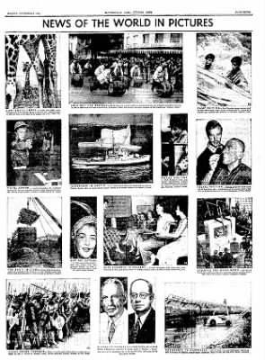 The Courier News from Blytheville, Arkansas on November 8, 1954 · Page 7