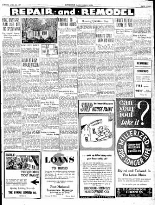 The Courier News from Blytheville, Arkansas on April 20, 1937 · Page 3