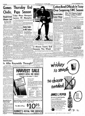 The Courier News from Blytheville, Arkansas on November 8, 1954 · Page 10