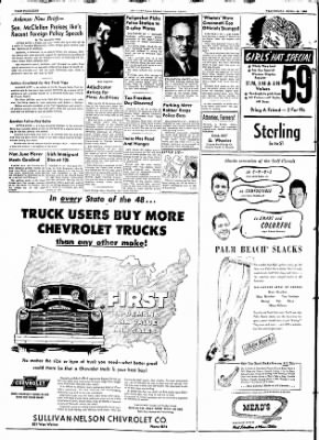 The Courier News from Blytheville, Arkansas on April 22, 1953 · Page 14