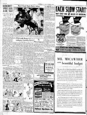 The Courier News from Blytheville, Arkansas on January 25, 1935 · Page 6