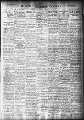 Buffalo Morning Express and Illustrated Buffalo Express from Buffalo, New York on December 19, 1897 · 21
