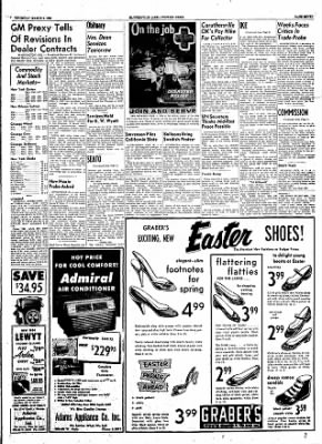 The Courier News from Blytheville, Arkansas on March 8, 1956 · Page 7