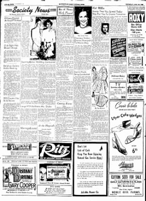 The Courier News from Blytheville, Arkansas on April 23, 1953 · Page 4