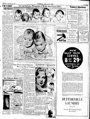 The Courier News from Blytheville, Arkansas on January 26, 1935 · Page 3