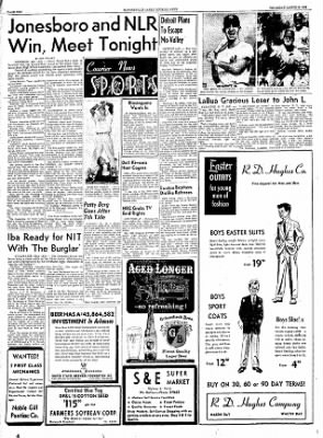The Courier News from Blytheville, Arkansas on March 8, 1956 · Page 10