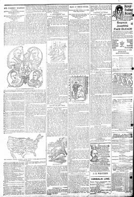 Logansport Pharos-Tribune from Logansport, Indiana on February 15, 1895 · Page 6