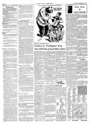 The Courier News from Blytheville, Arkansas on November 9, 1954 · Page 6