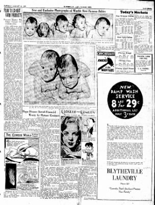 The Courier News from Blytheville, Arkansas on January 26, 1935 · Page 5