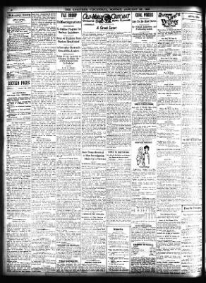 The Cincinnati Enquirer from Cincinnati, Ohio on January 22, 1923 · Page 4