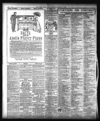 The Inter Ocean from Chicago, Illinois on October 3, 1909 · Page 20