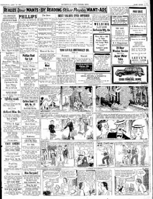 The Courier News from Blytheville, Arkansas on April 21, 1937 · Page 7