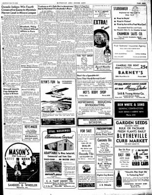 The Courier News from Blytheville, Arkansas on May 17, 1948 · Page 9