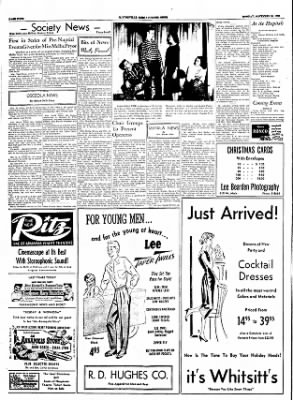 The Courier News from Blytheville, Arkansas on November 21, 1955 · Page 4