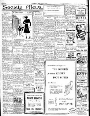 The Courier News from Blytheville, Arkansas on April 22, 1937 · Page 2
