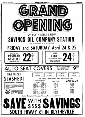 The Courier News from Blytheville, Arkansas on April 23, 1953 · Page 13