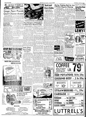 The Courier News from Blytheville, Arkansas on April 23, 1953 · Page 14