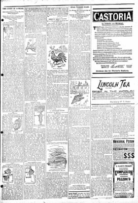Logansport Pharos-Tribune from Logansport, Indiana on February 15, 1895 · Page 7