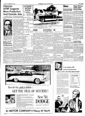 The Courier News from Blytheville, Arkansas on November 21, 1955 · Page 9