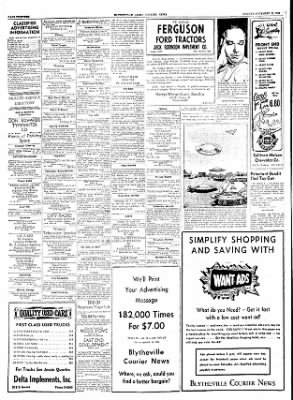 The Courier News from Blytheville, Arkansas on November 21, 1955 · Page 18