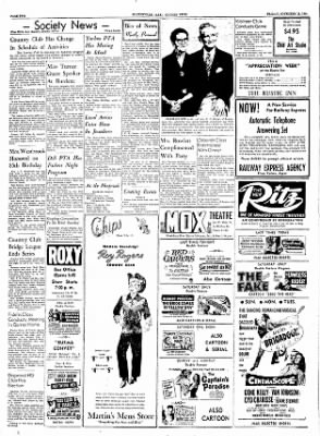 The Courier News from Blytheville, Arkansas on November 12, 1954 · Page 2