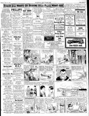 The Courier News from Blytheville, Arkansas on April 23, 1937 · Page 7