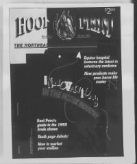 Sample Hoof Print front page