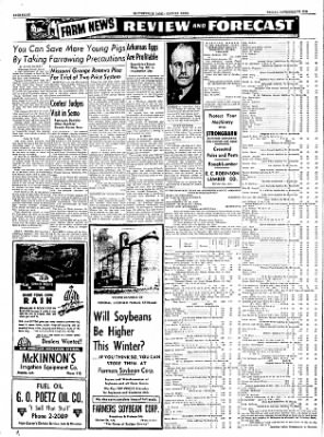 The Courier News from Blytheville, Arkansas on November 12, 1954 · Page 8
