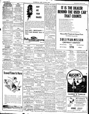 The Courier News from Blytheville, Arkansas on May 19, 1948 · Page 12