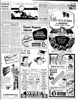 The Courier News from Blytheville, Arkansas on May 20, 1948 · Page 3