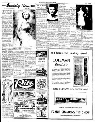 The Courier News from Blytheville, Arkansas on May 24, 1952 · Page 3