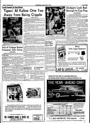 The Courier News from Blytheville, Arkansas on March 12, 1956 · Page 11
