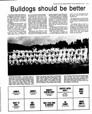 The Daily Inter Lake from Kalispell, Montana on September 8, 1977 · Page 21