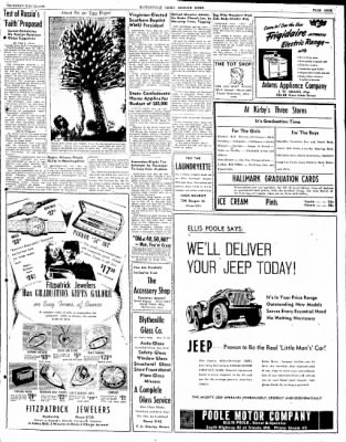 The Courier News from Blytheville, Arkansas on May 20, 1948 · Page 9