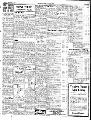 The Courier News from Blytheville, Arkansas on February 2, 1935 · Page 3