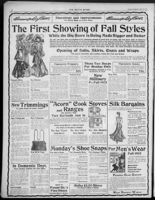 The Butte Miner from Butte, Montana on September 20, 1903 · 6