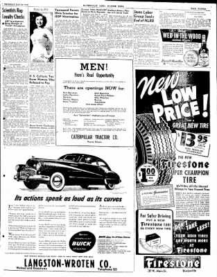The Courier News from Blytheville, Arkansas on May 20, 1948 · Page 11