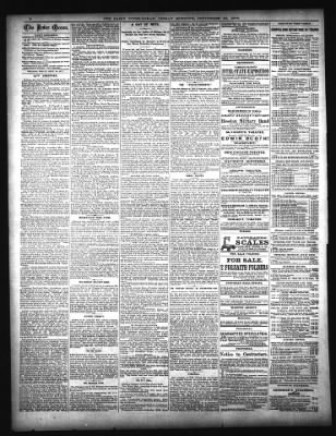 The Inter Ocean from Chicago, Illinois on September 28, 1877 · Page 8