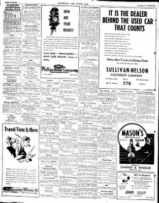 The Courier News from Blytheville, Arkansas on May 20, 1948 · Page 14