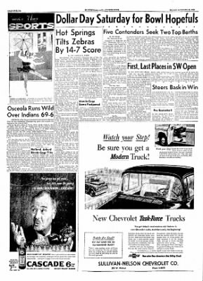 The Courier News from Blytheville, Arkansas on November 25, 1955 · Page 12