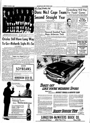 The Courier News from Blytheville, Arkansas on March 13, 1956 · Page 11
