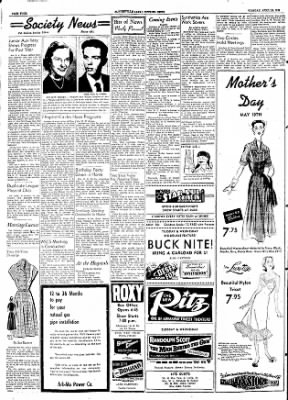 The Courier News from Blytheville, Arkansas on April 28, 1953 · Page 4
