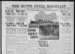 The Butte Daily Post